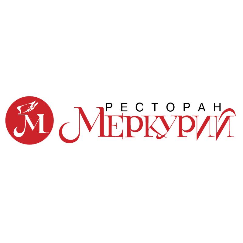 Mercury Restaurant vector