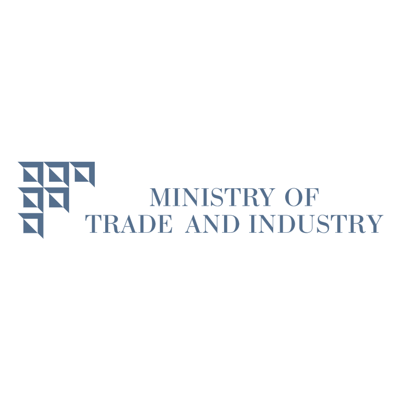 Ministry Of Trade And Industry vector logo
