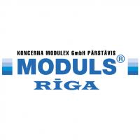 Moduls Riga vector