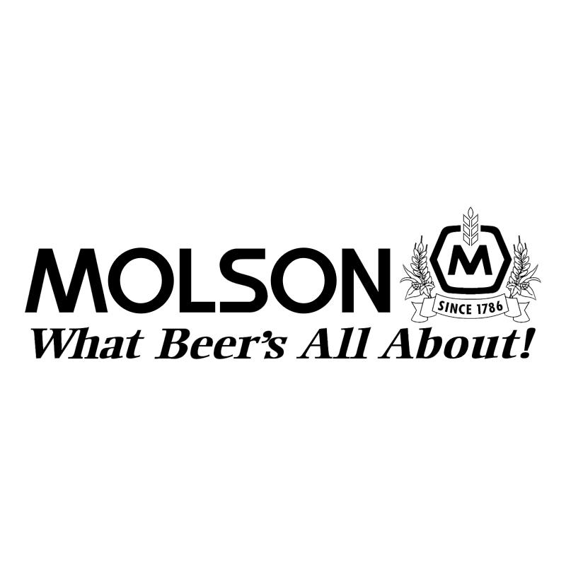 Molson vector
