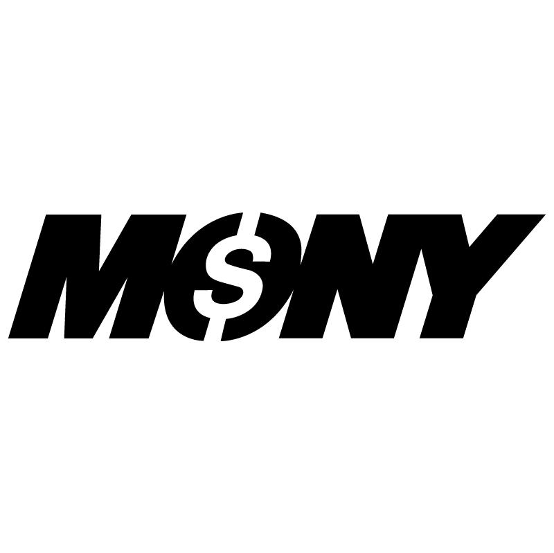Mony vector logo