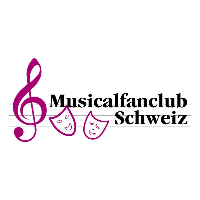 Musicalfanclub Schweiz vector