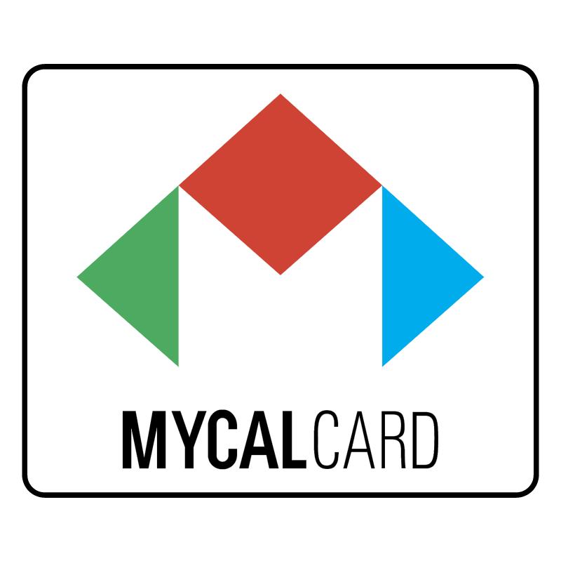 Mycal Card vector