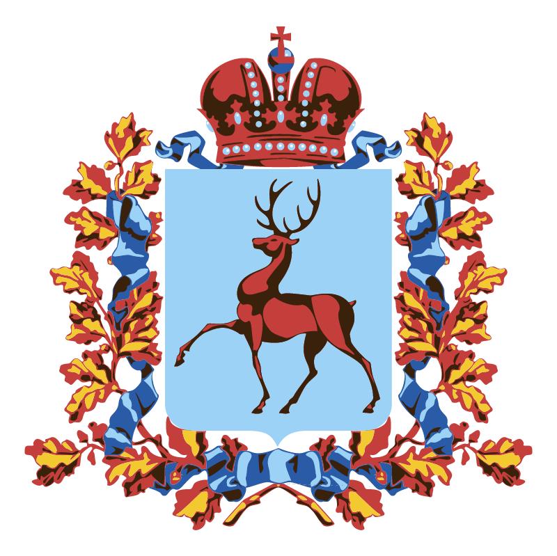Nizhny Novgorod Administration vector logo