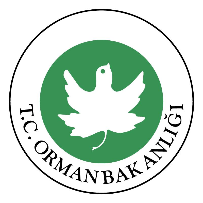 Orman Bakanligi vector