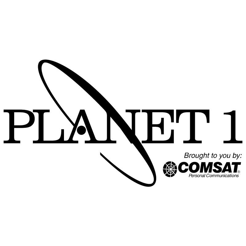 Planet 1 vector