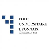 Pole Universitaire Lyonnais vector