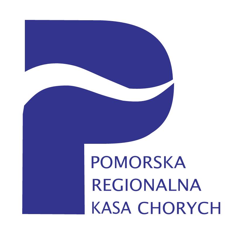 Pomorska Regionalna Kasa Chorych vector