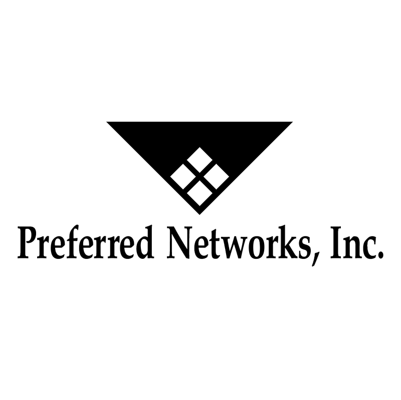 Preferred Networks vector