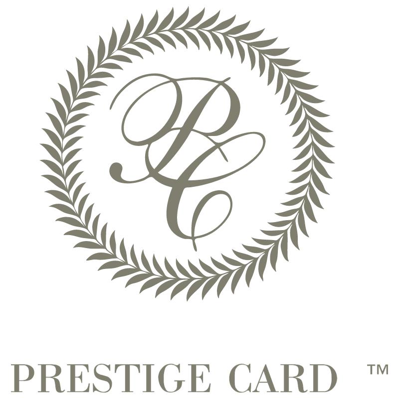 Prestige Card vector