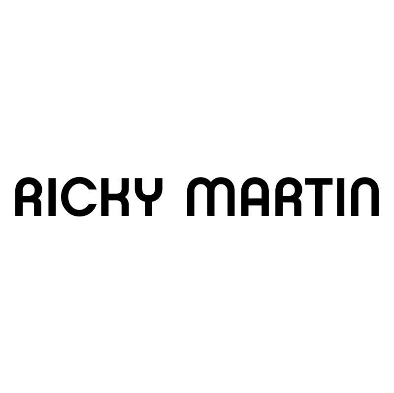 Ricky Martin vector