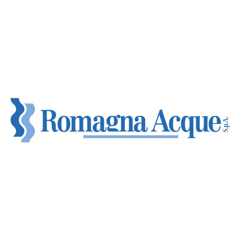 Romagna Acque vector