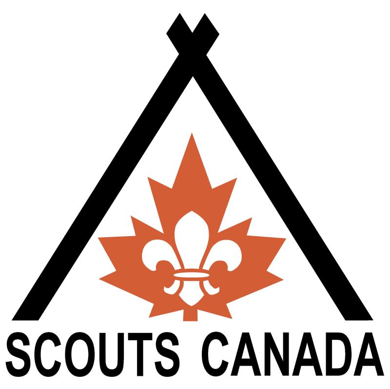 Scouts Canada vector
