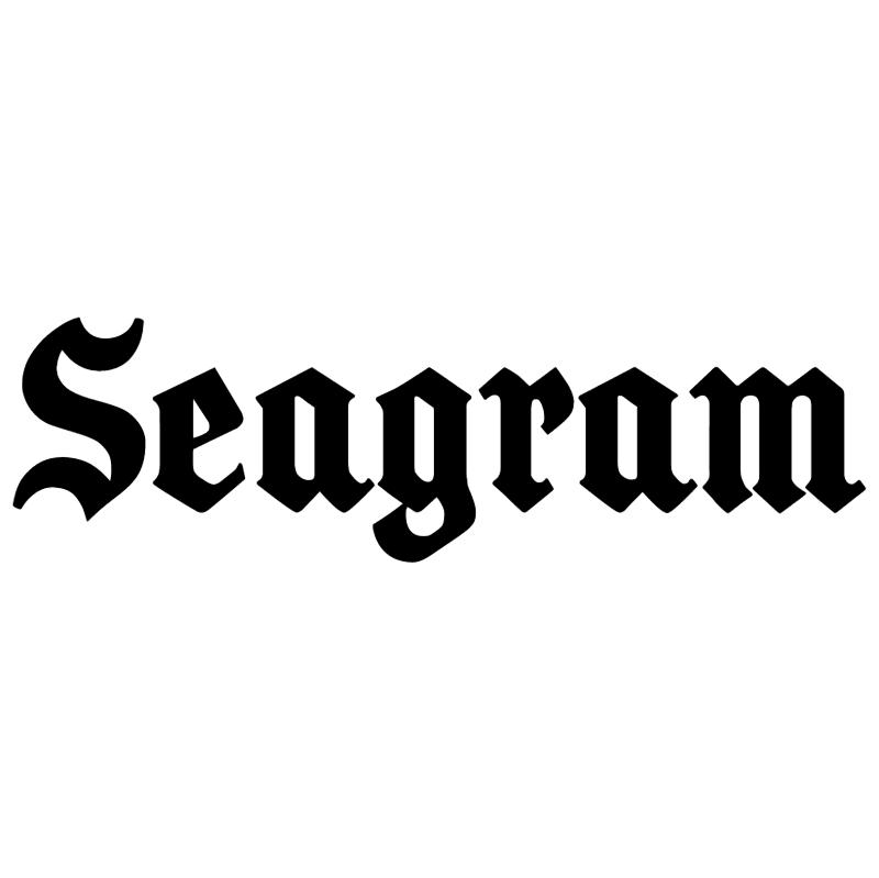 Seagram vector logo