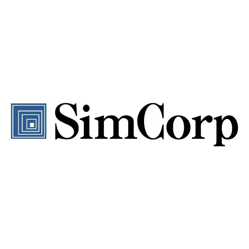 SimCorp vector