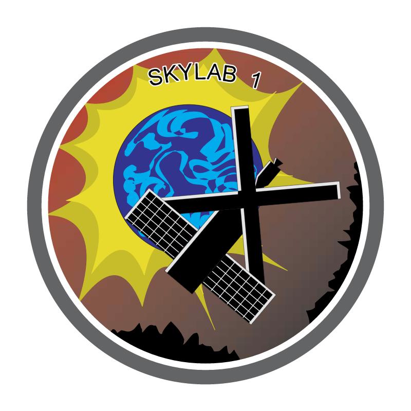Skylab 1 vector