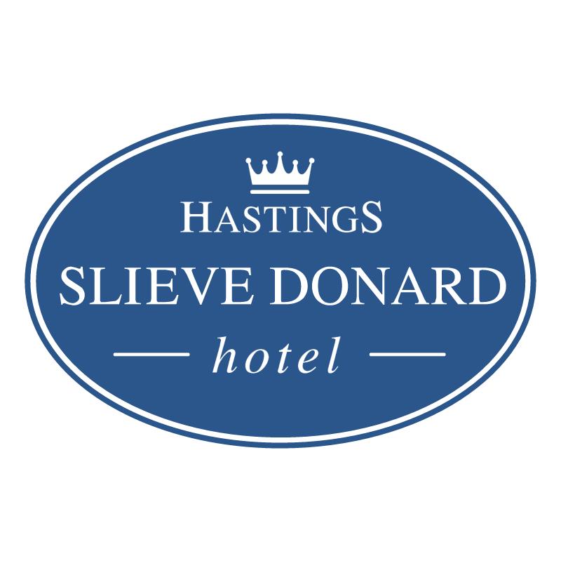 Slieve Donard Hotel vector