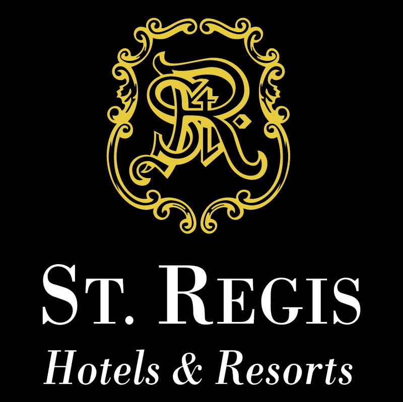 St Regis vector