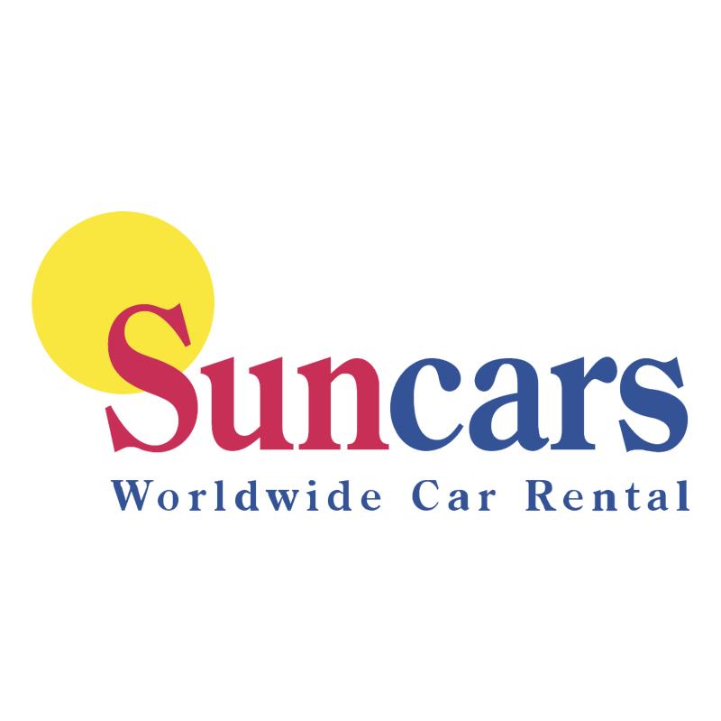 Suncars vector logo