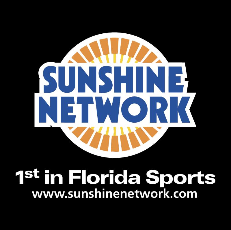 Sunshine Network vector logo