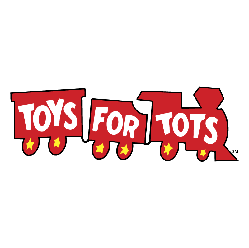 Toys For Tots vector