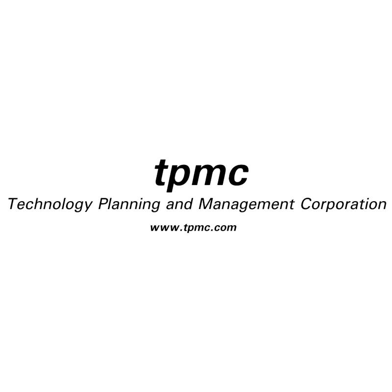 TPMC vector logo
