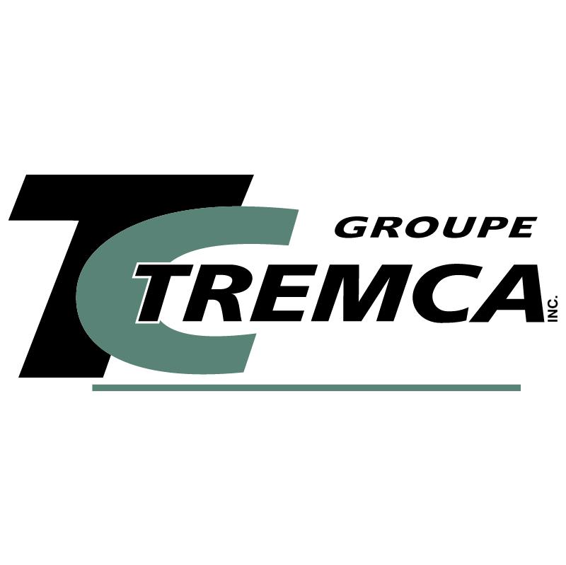 Tremca Groupe vector logo
