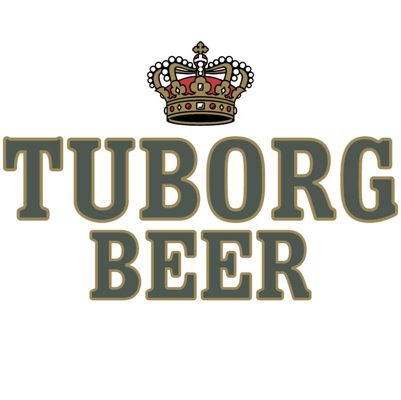Tuborg Beer vector
