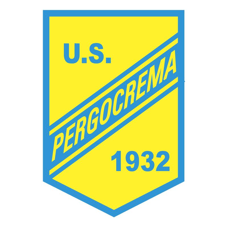 Unione Sportiva Pergocrema 1932 de Crema vector