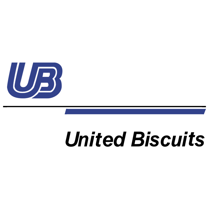 United Biscuits vector logo