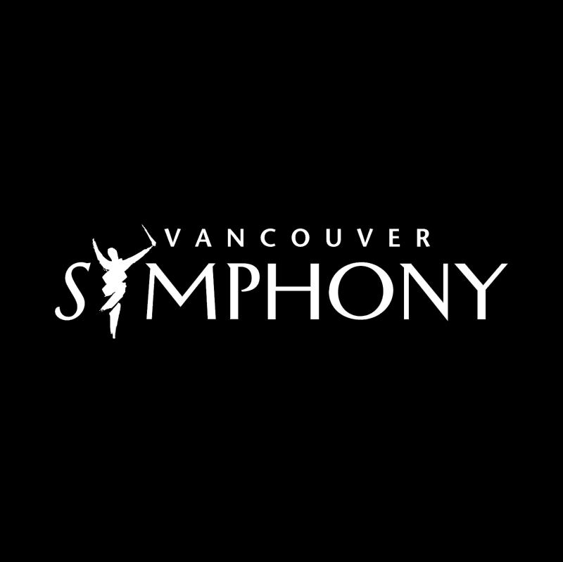 Vancouver Symphony vector