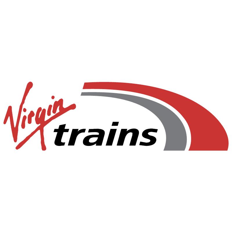 Virgin Trains vector