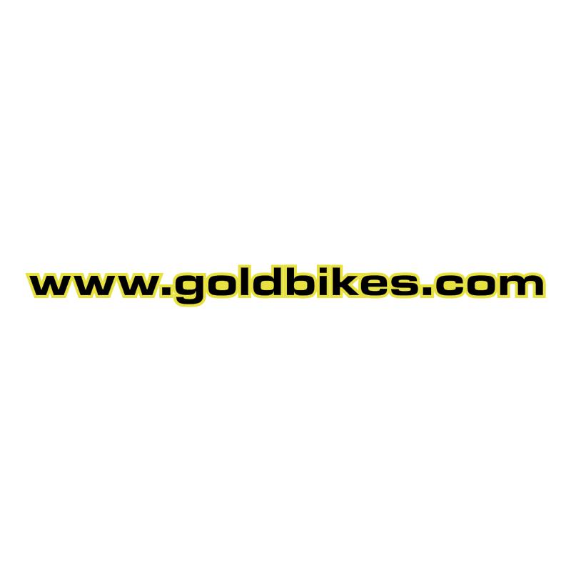 www goldbikes com vector logo