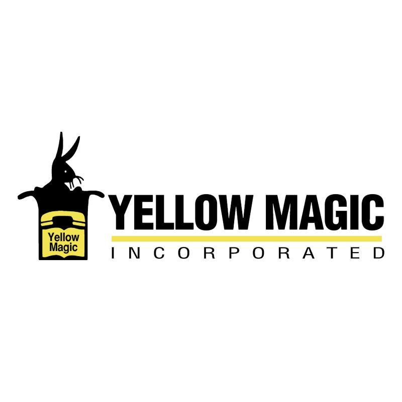 Yellow Magic Incorporated vector