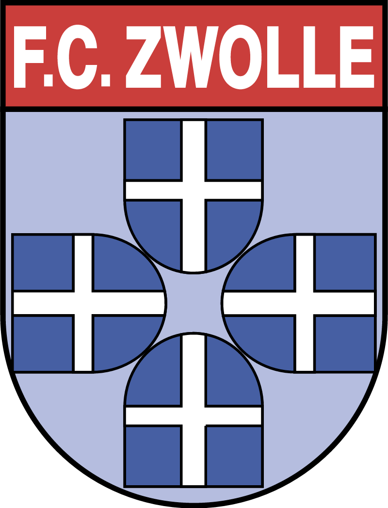 ZWOLLE vector logo