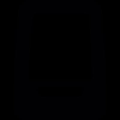 Desk Tray vector logo