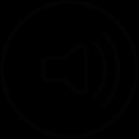 Volume controller button vector