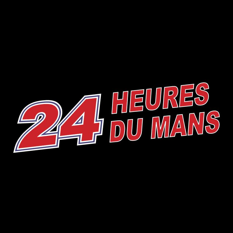 24 Heures Du Mans vector