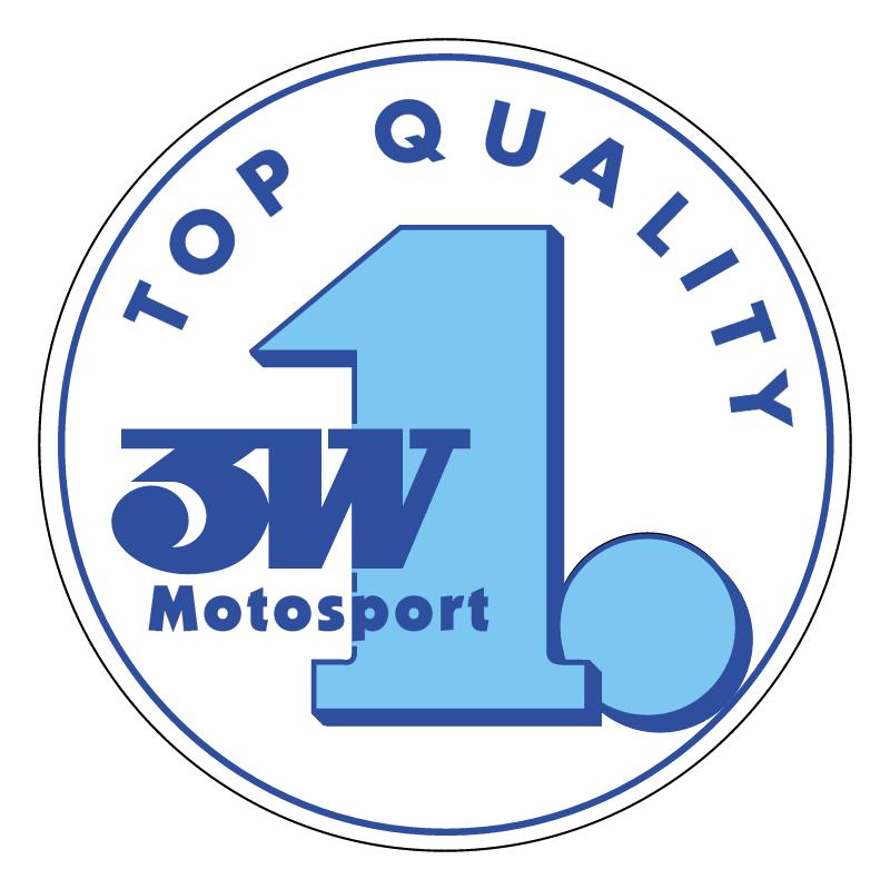 3W Motosport vector