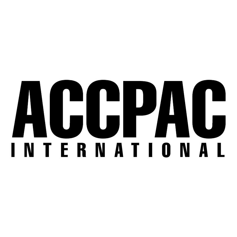 Accpac International vector