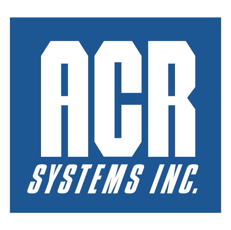 ACR Systems vector