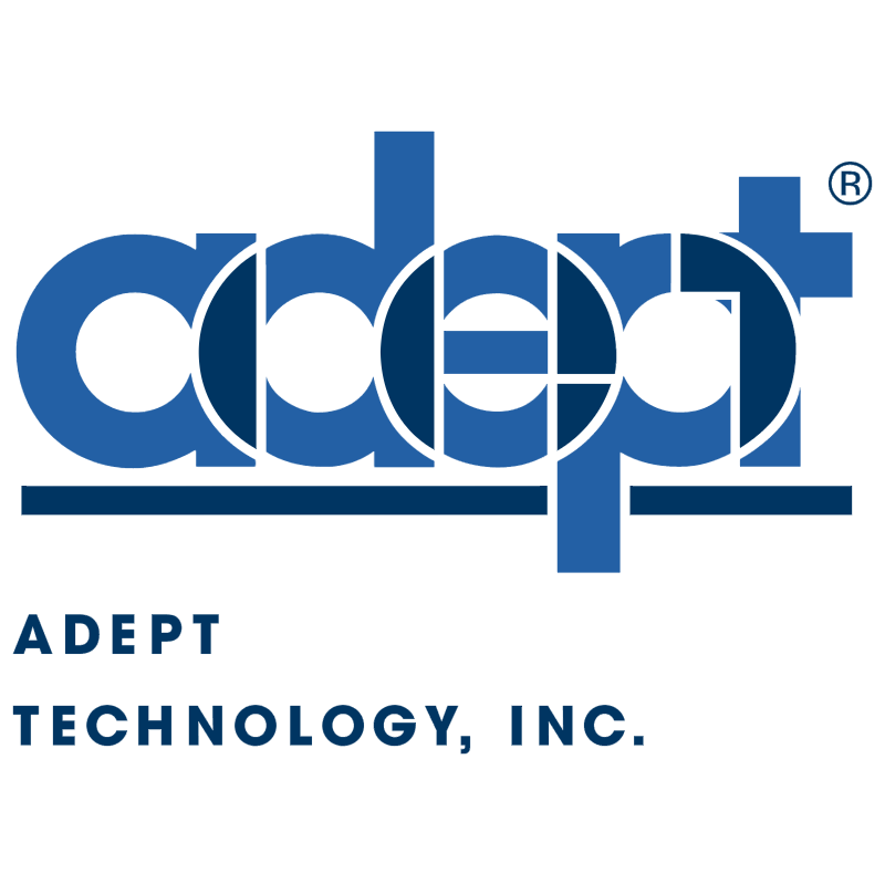 Adept Technology vector