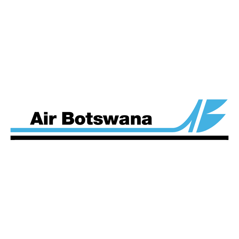 Air Botswana 73103 vector