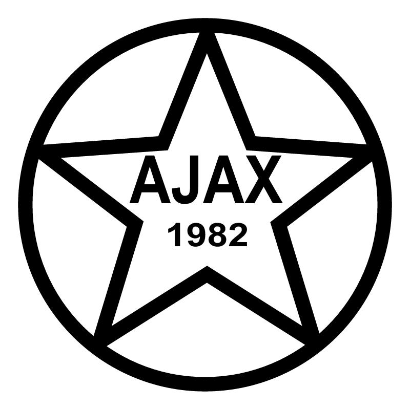 Ajax Futebol Clube de Vilhena RO 80347 vector