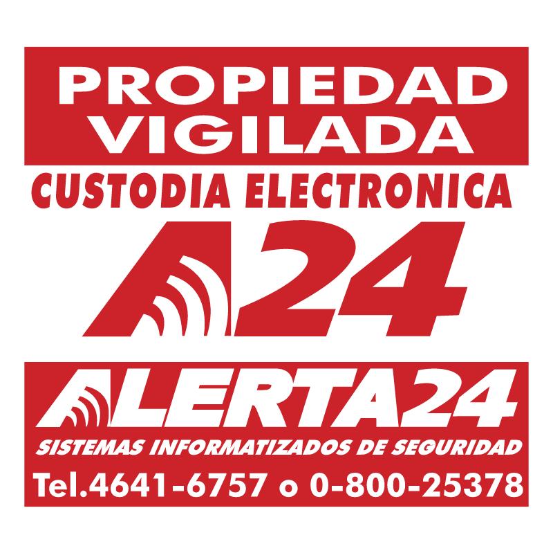 Alerta24 vector