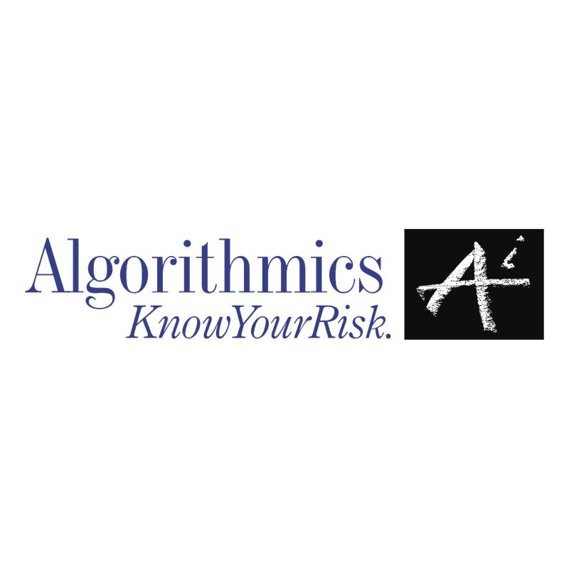 Algorithmics vector