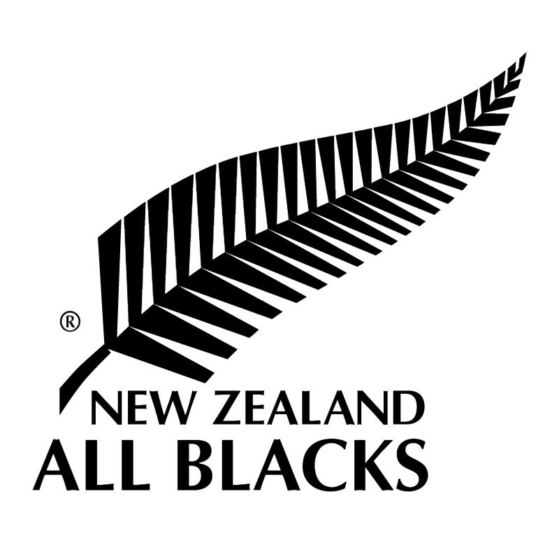 All Blacks vector