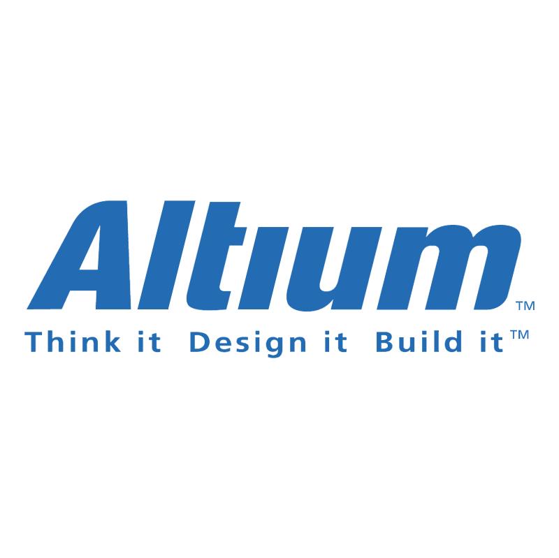 Altium 42507 vector