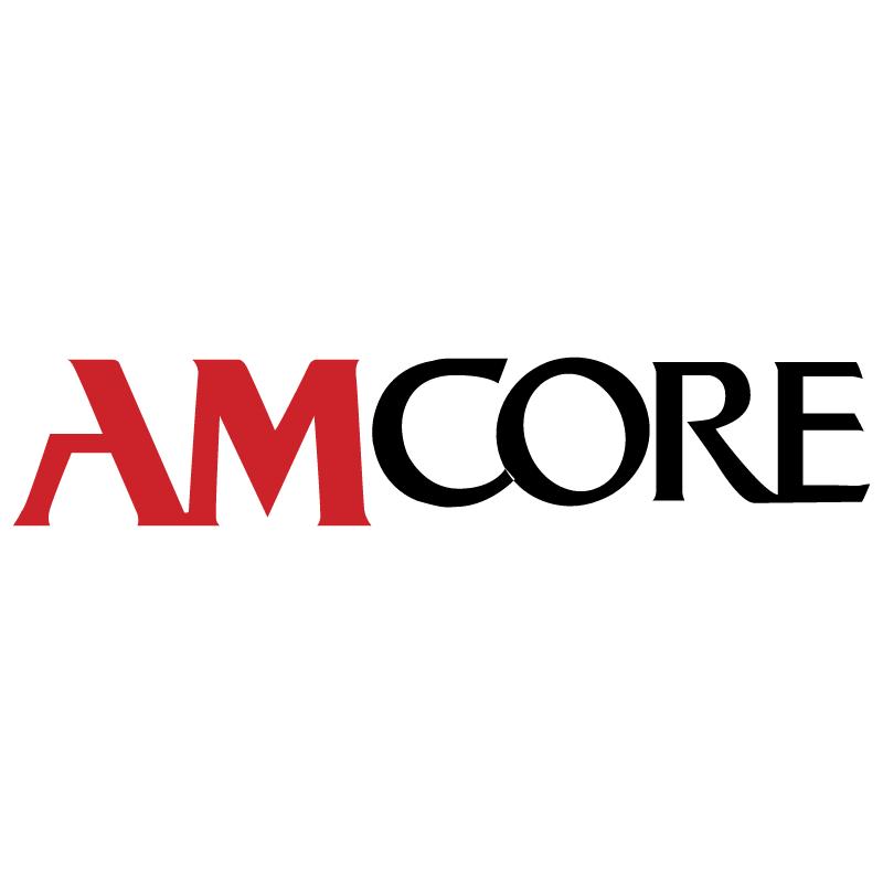 Amcore Financial vector
