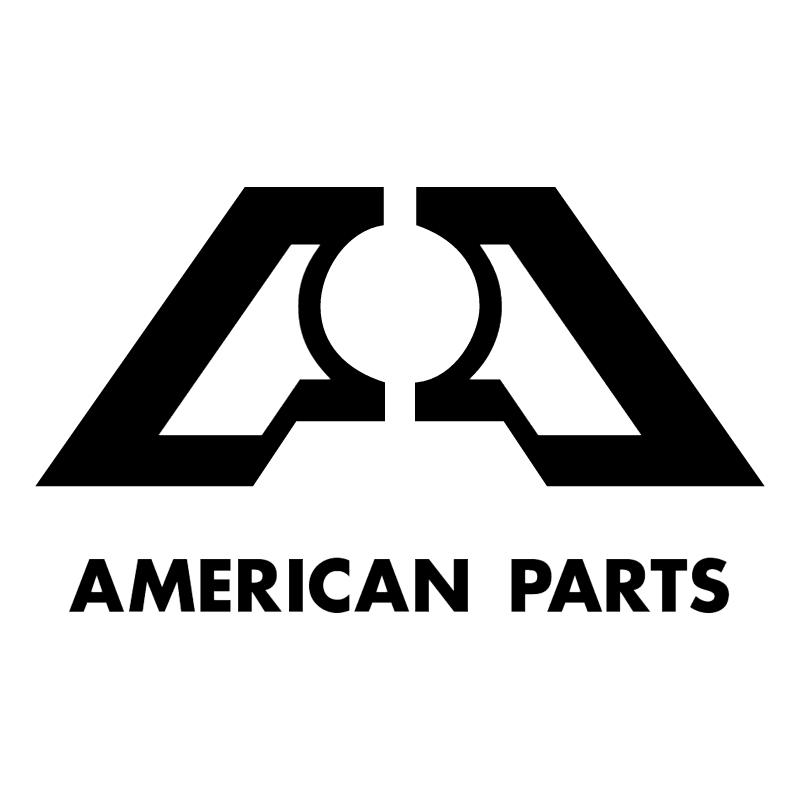 American Parts vector